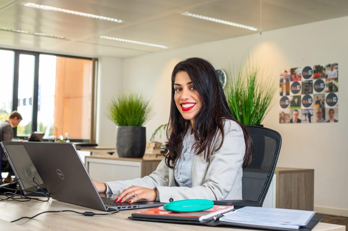 RA12 Accountants personeelsshoot